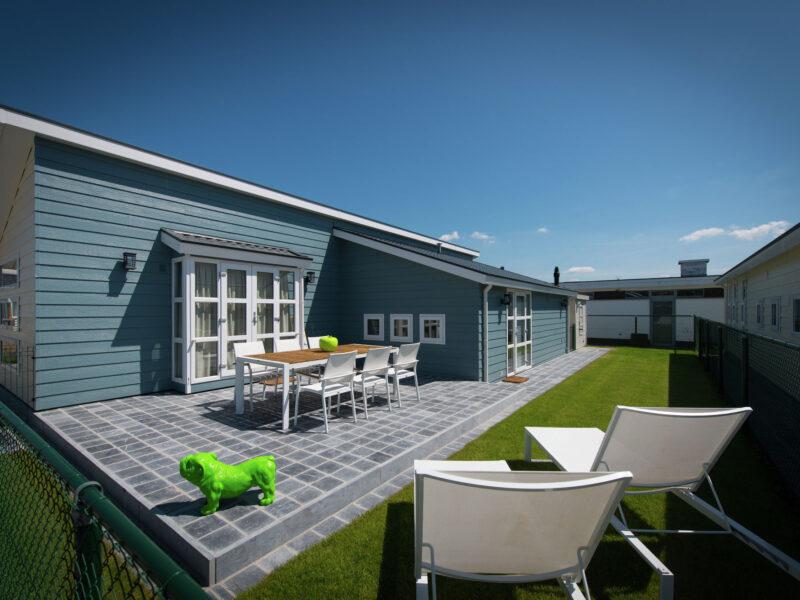 Vakantiehuis aan de Belgische kust, beachhouse Twin - Bredene, Wenduine, Knokke-Heist